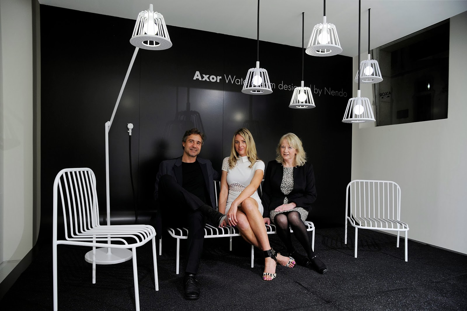 Axor opens new DURINIQUINDICI showroom in Milan | The Designer Knowledge