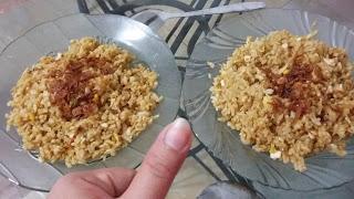 Nasi Goreng Kepiting Rebus Haujek