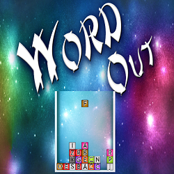 Word Out or Word Tetris (Fun English Educational Game)