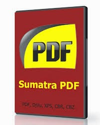 تحميل برنامج تعديل ملفات  البي دي اف Download SumatraPDF Portable PDF