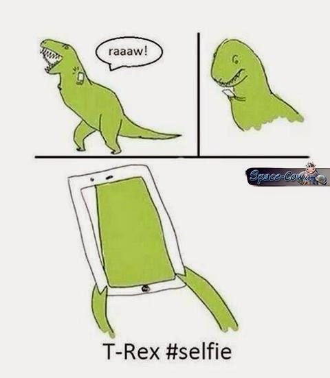 funny T-Rex comics humor