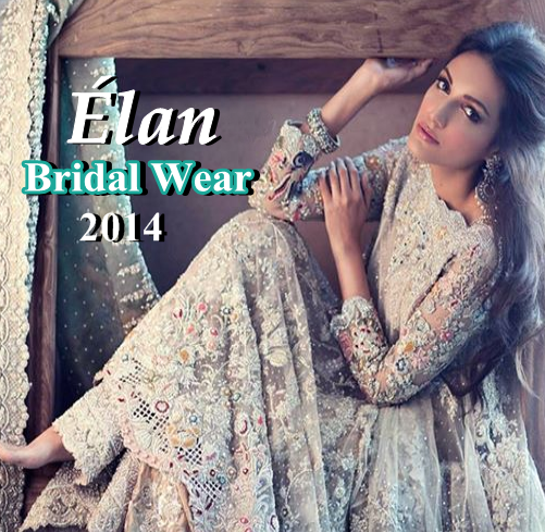 Élan Bridal Wear Collection 2014-15