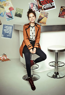 Song Ji Hyo Yesse Fall 2013