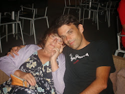 Dedicado às imortais memórias da minha mãe...