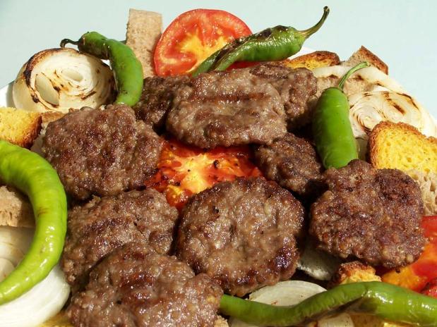 Köfte - polpette di carne alla turca