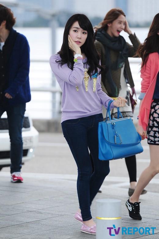 SNSD Di Bandara Incheon 19