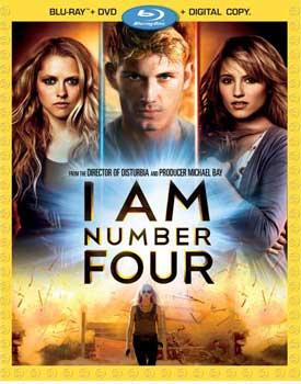 I am Number Four-Soy el numero cuatro