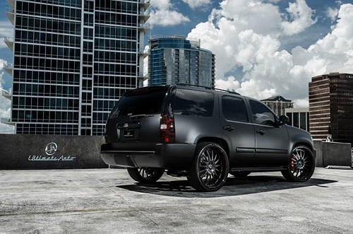 2014 Chevy Tahoe Texas Edition Photos.html | Autos Weblog