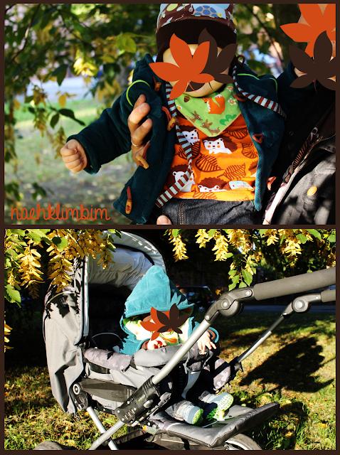 Herbstkind sew-along: Das ist selbstgenähte Jacke !