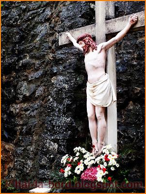 crucifix biserica romano catolica baile herculane