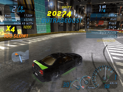 Download Need for Speed Underground 1 PC Full Version 2