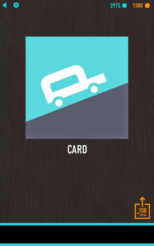 Rebus card
