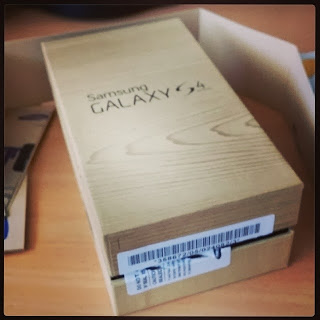 samsung galaxy s4, bamboo packaging