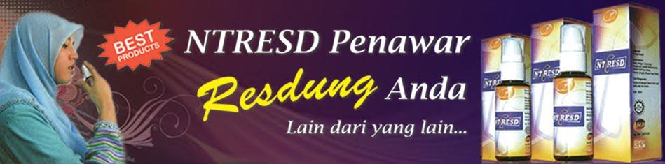 NTRESD PENAWAR RESDUNG ANDA