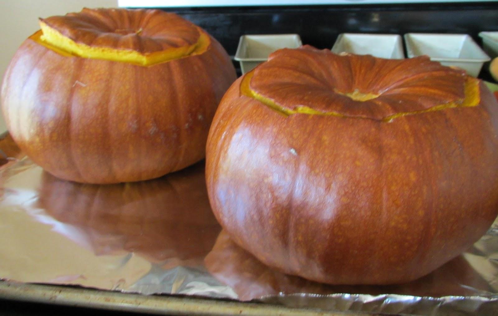 how to make oven pumpkin seeds