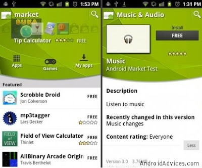 How to Re-Download Purchased Apps in Android Phone from Market