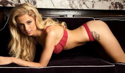 Traci Lynn Johnson,Maxim Magazines, Nbc,Naked