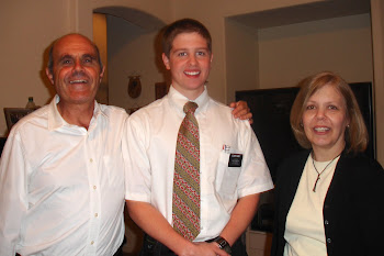 Elder Kinney with Bro & Sis Taliercio