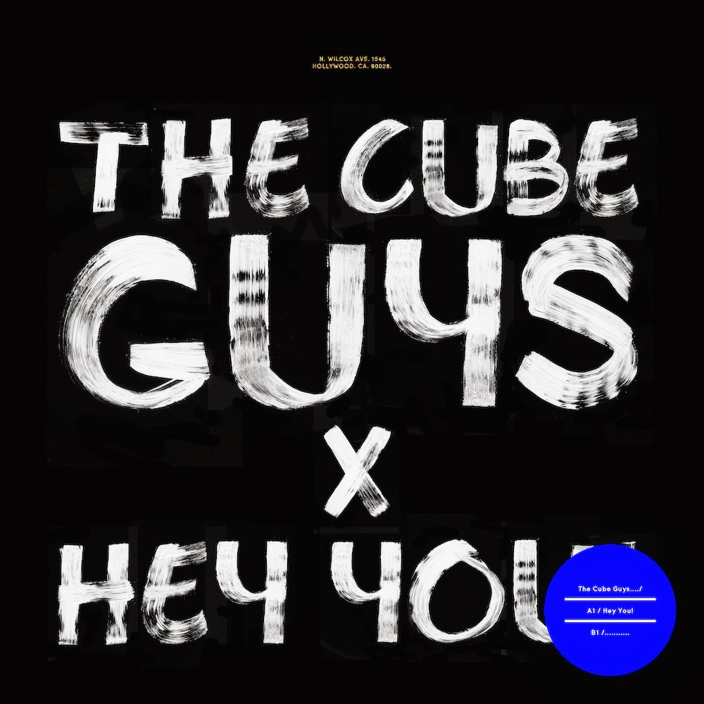 the cube guys hey you