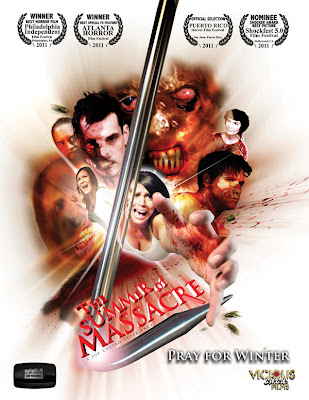 Watch The Summer of Massacre 2011 Hollywood Movie Online | The Summer of Massacre 2011 Hollywood Movie Poster