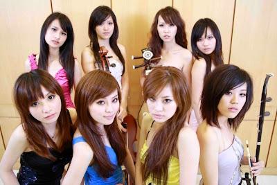 無雙女子樂團