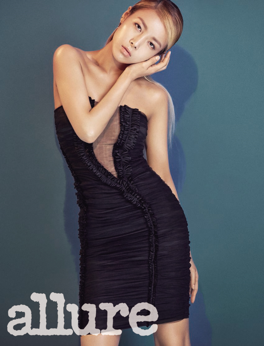Wonder Girls' Yubin