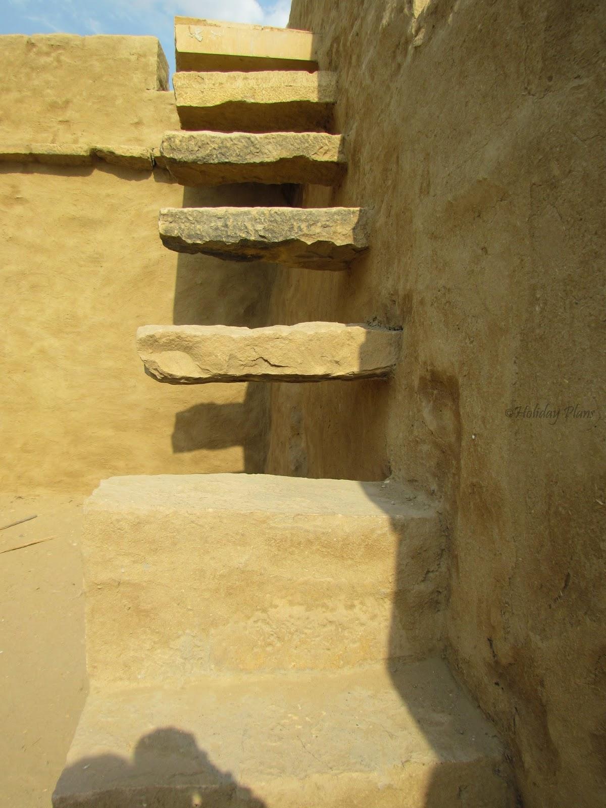 Kuldhara-Steps