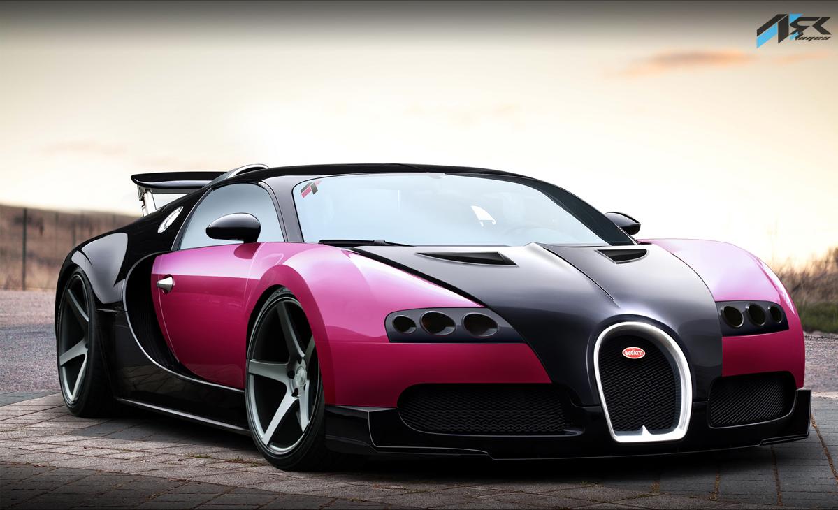 Virtual Tuning Studio By Ark Llanes Bugatti Veyron