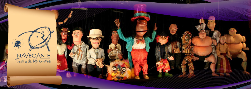 Cia Navegante - Teatro de Marionetes