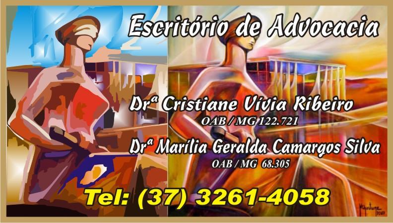 Escritório de Advocacia: Drª Cristiane e Drª Marília