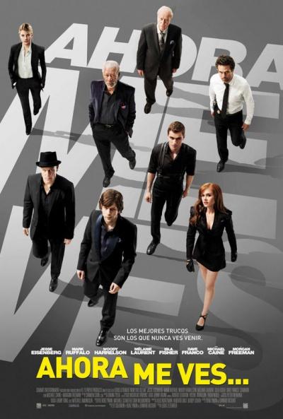 ABC de peliculas Ahora_me_ves...cartel