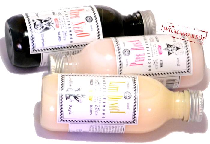 Bagnoschiuma Artigianale : Wilma make up review: recensione wally doccia shampoo pepe nero