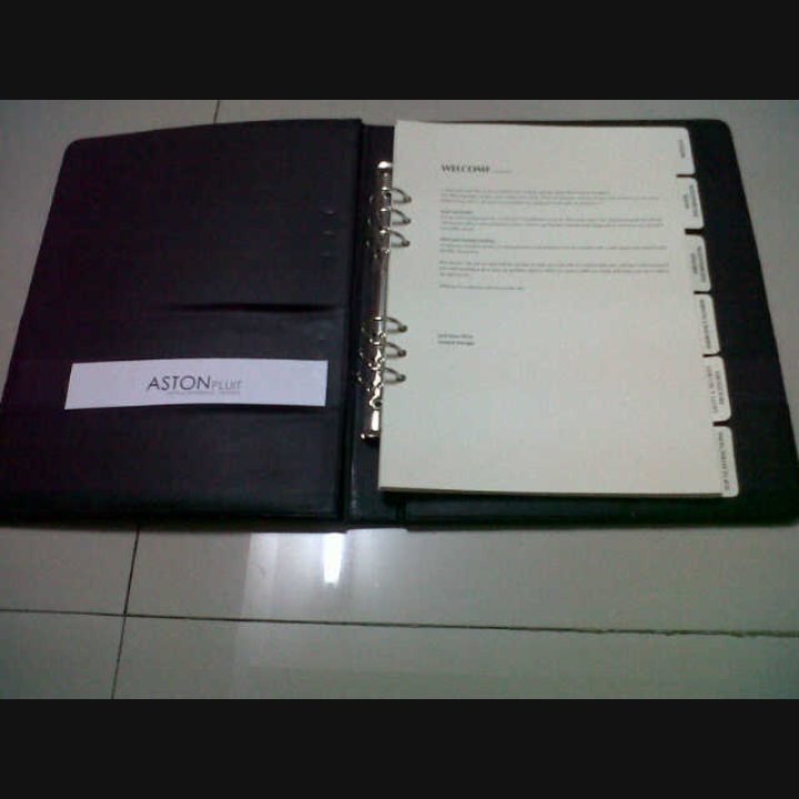 Cover Agenda Aston Pluit