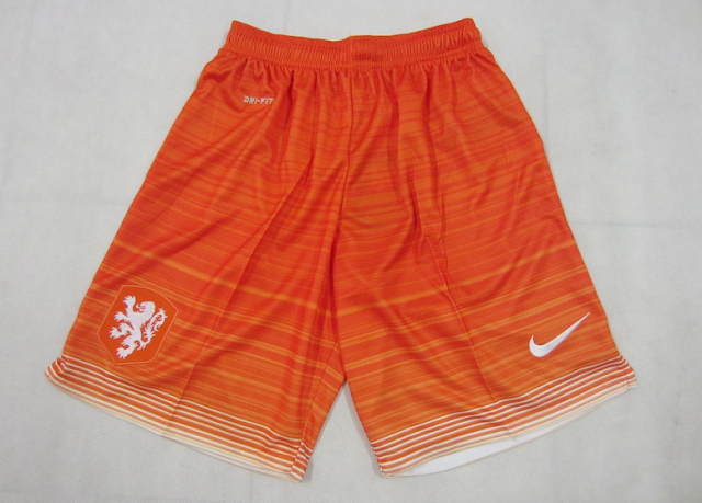 Netherlands 15-16 Away Soccer Shorts