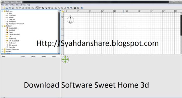 download software sweet home 3d. Black Bedroom Furniture Sets. Home Design Ideas