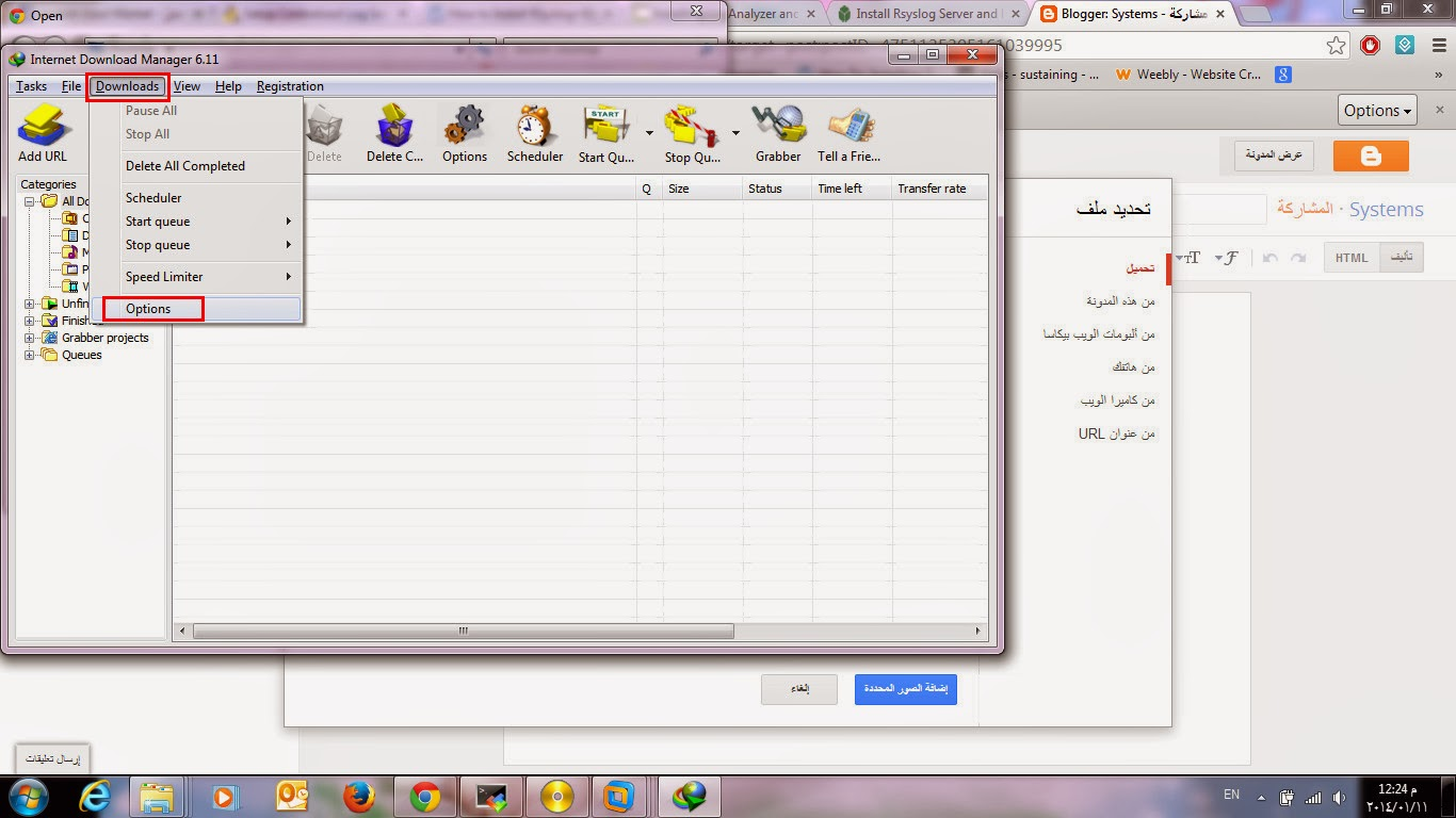 how to download using idm in google chrome