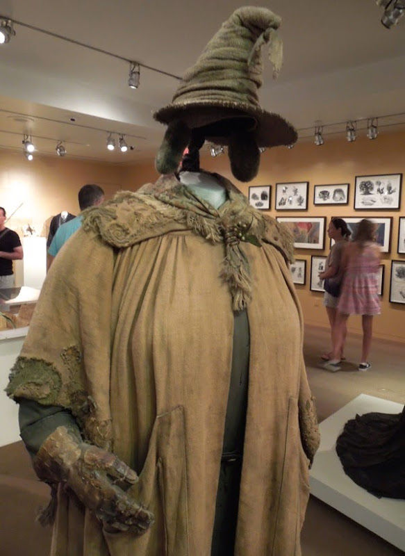 Professor Sprout film costume Harry Potter Chamber of Secrets