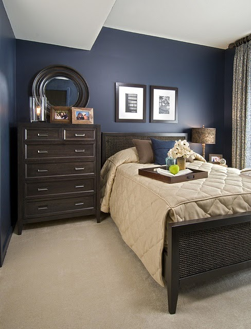 Our Life In A Click Crazy For Navy Master Bedroom Inspiration