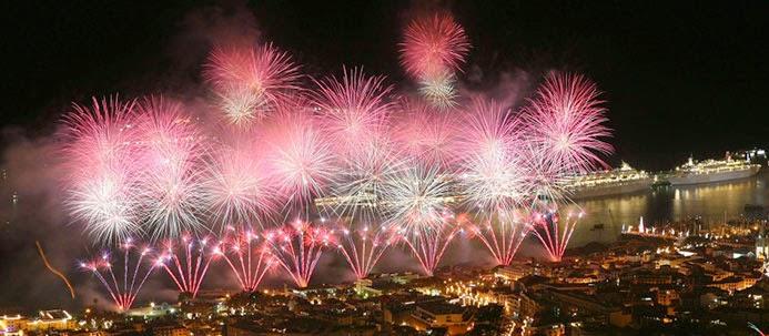Fogo de Artifício na Madeira