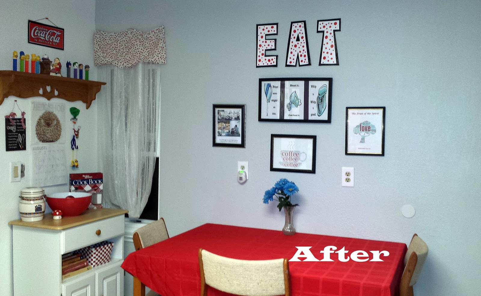 No Cost Kitchen Upgrade with Free Kitchen Printables | ❈Sac Thrift ...