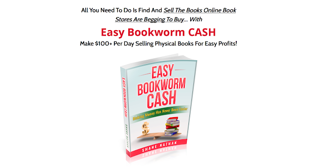 selling used books, make money with arbitrage
