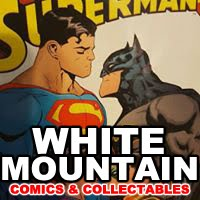 White Mt. Comics