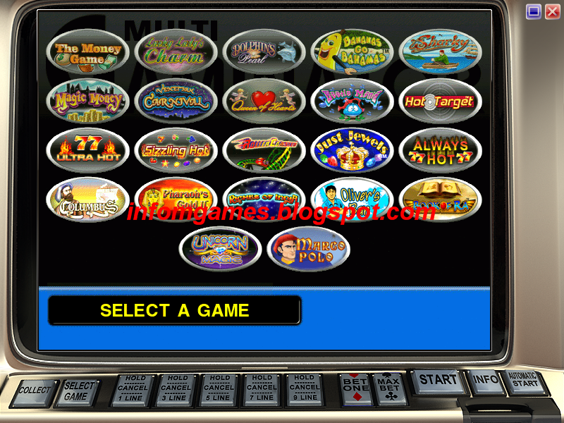 online casino games to play for free bock of rar