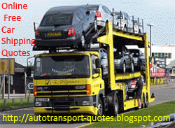 free car shipping quotes