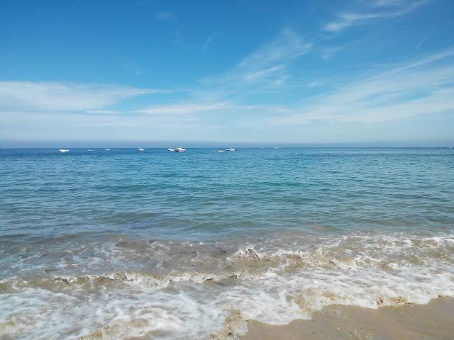 plage des conches, plage, mer, île d'yeu, vendée, bullelodie