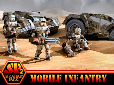 Heavy Infantry - Strategy Pack 2