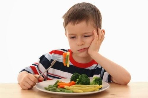 Дети отказываются от еды изоражения