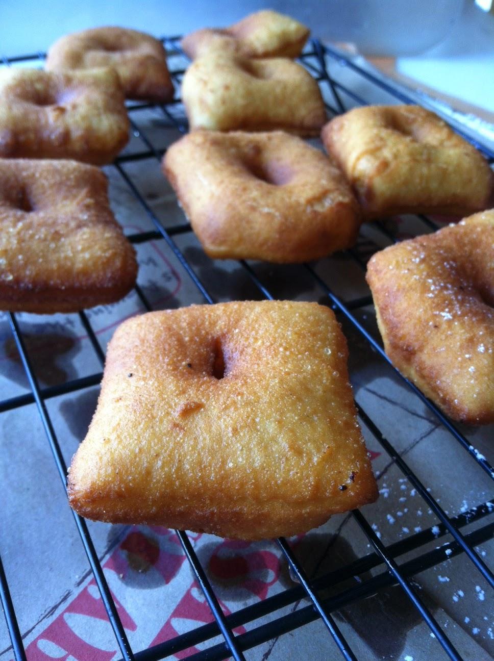 Almacucina: Buttermilk Beignets