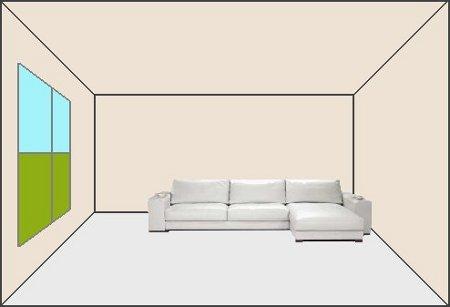 Cuatro maneras de pintar un ambiente - Como pintar un techo ...
