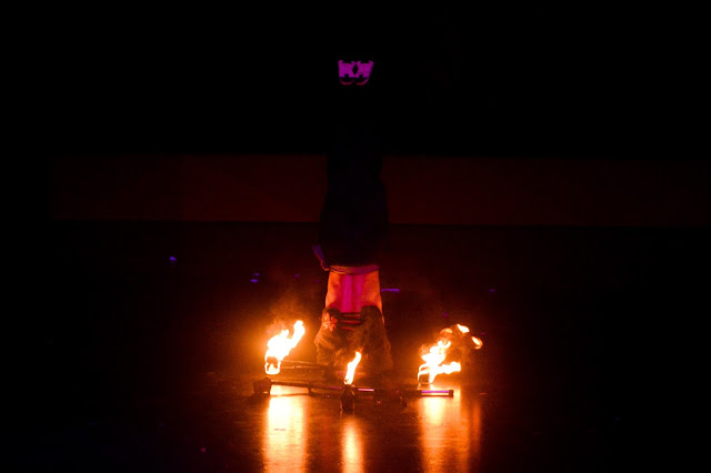 Ed Alonzo's Psycho Circus of Magic & Mayhem Di Genting Highlands